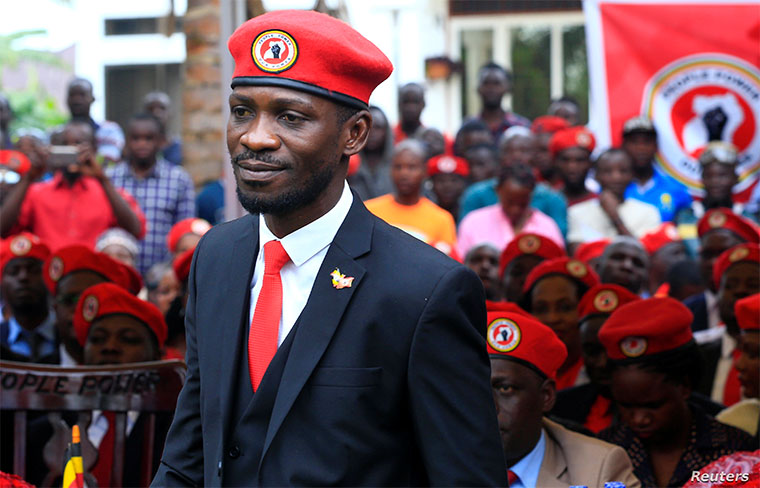 A People Power without Bobi Wine must be exciting