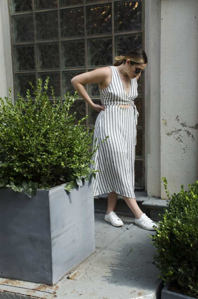 striped-dress-sneakers