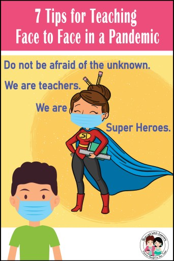 Teachers are super heroes. Together, we can.