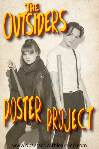 The Outsiders by S. E. Hinton Poster Project