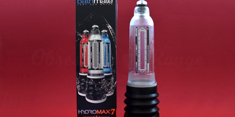 Bathmate Hydromax 7 x35 Penis Pump