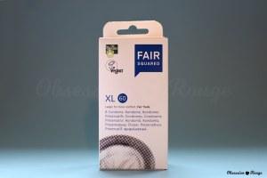fair squared vegan XL condoms