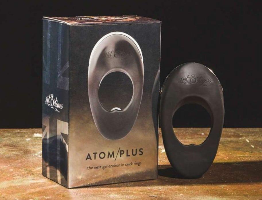 atom plus hot octopuss cock ring