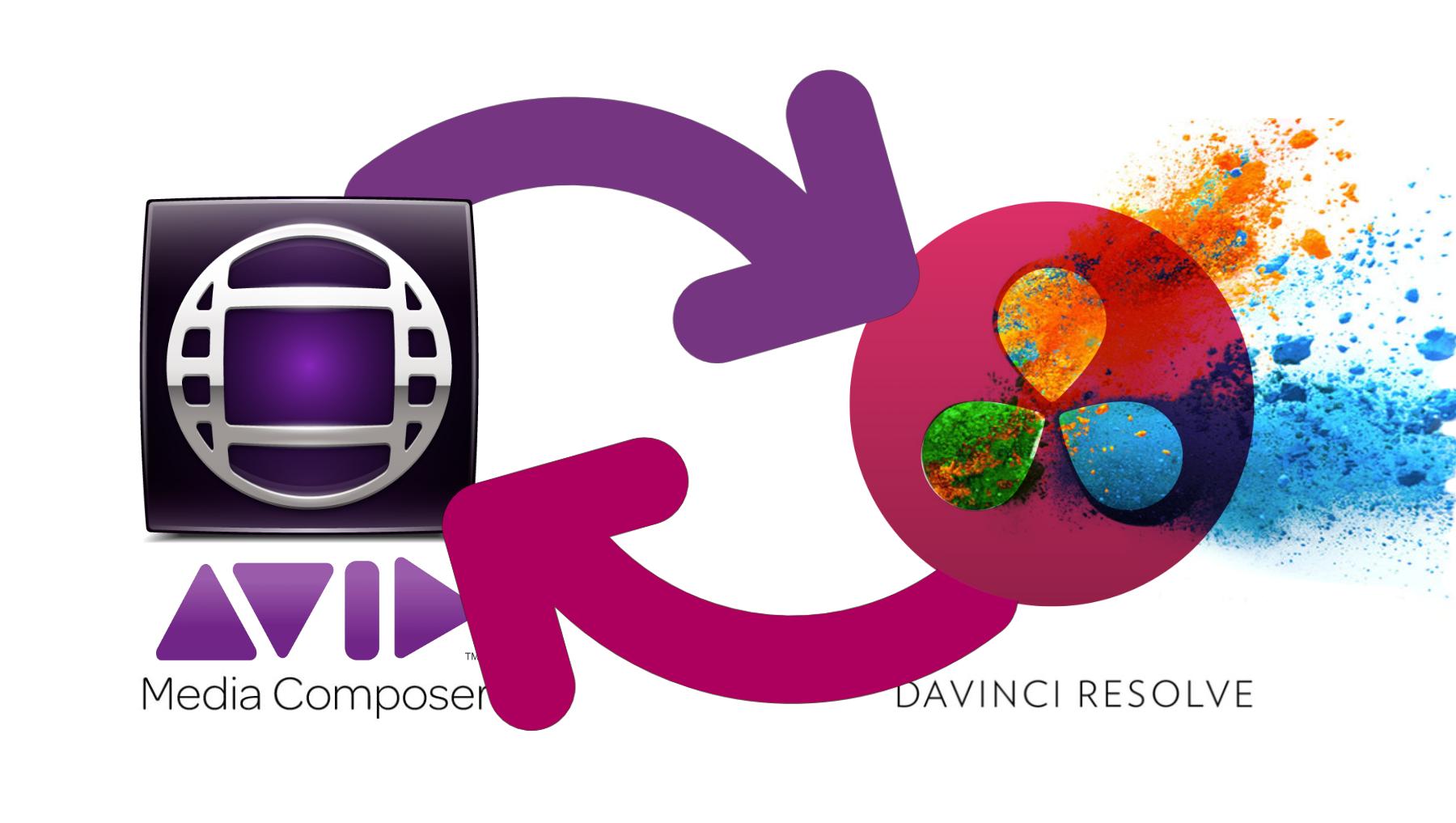AVID Media Composer & DaVinci Resolve roundtrip – Obsessive Coffee