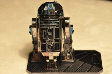 Completed R2-D2 Assembly