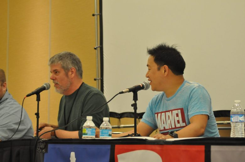 Indy PopCon 2017 Comic Book Men Podcast