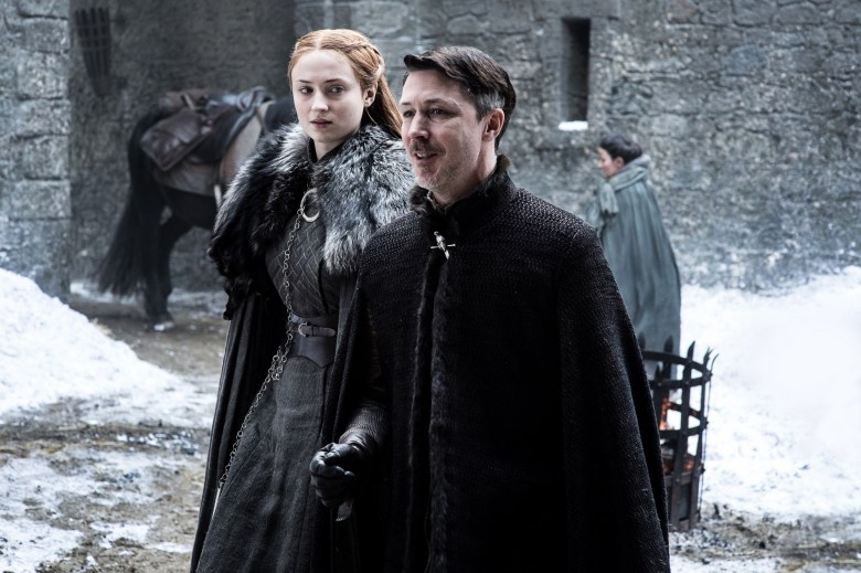 The Queen's Justice - Sansa and Little Finger