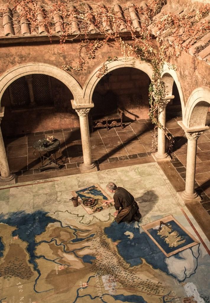 Cersei's Map