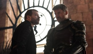 The Queen's Justice - Jamie Lannister and Euron Greyjoy