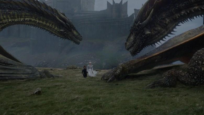 Beyond the Wall - Daenerys