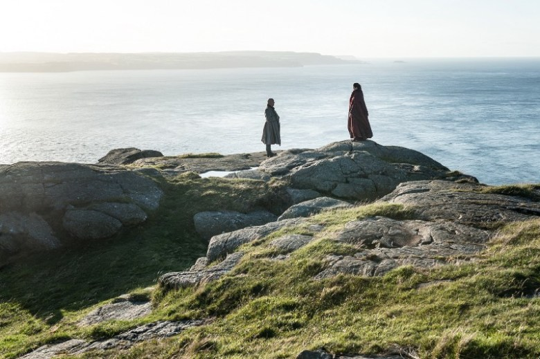 The Queen's Justice - Varys and Melisandre at Dragonstone