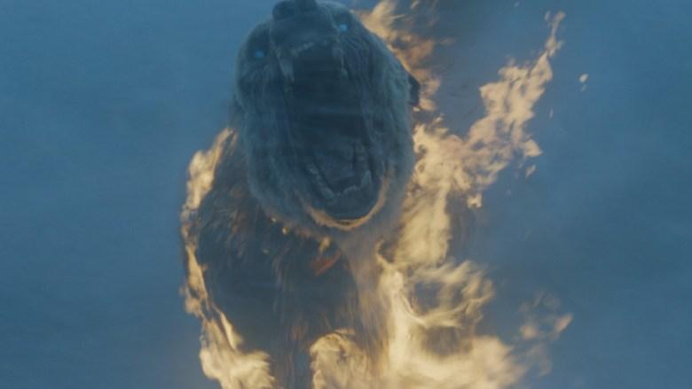 Beyond the Wall - Zombie Polar Bear