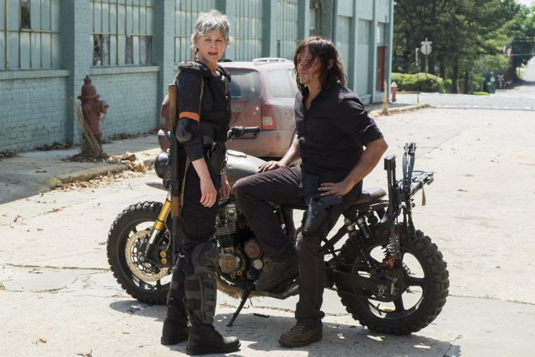 The Walking Dead - Mercy