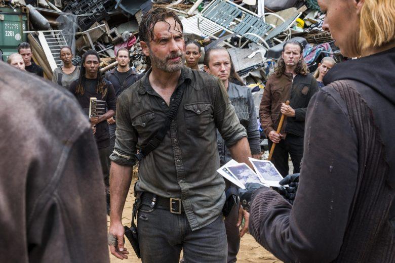 The King, The Widow, and Rick: Rick talks to Jadis
