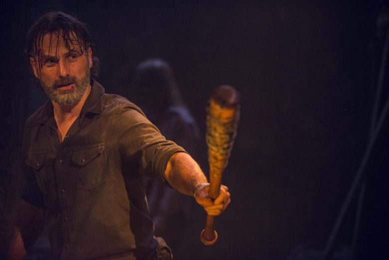 The Key - Rick with Lucille