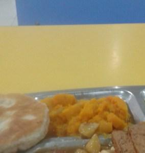 Honey pumpkin at my canteen