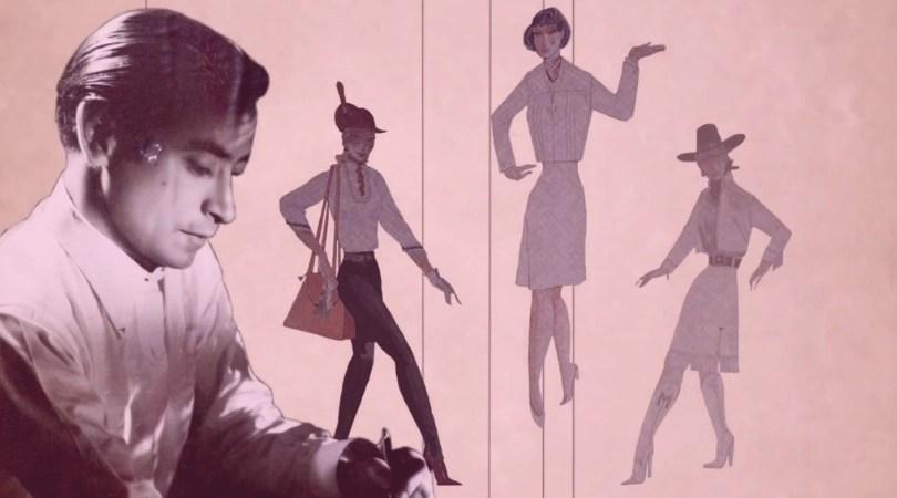 Ramón Valdiosera, el diseñador de modas que movilizó el Rosa Mexicano