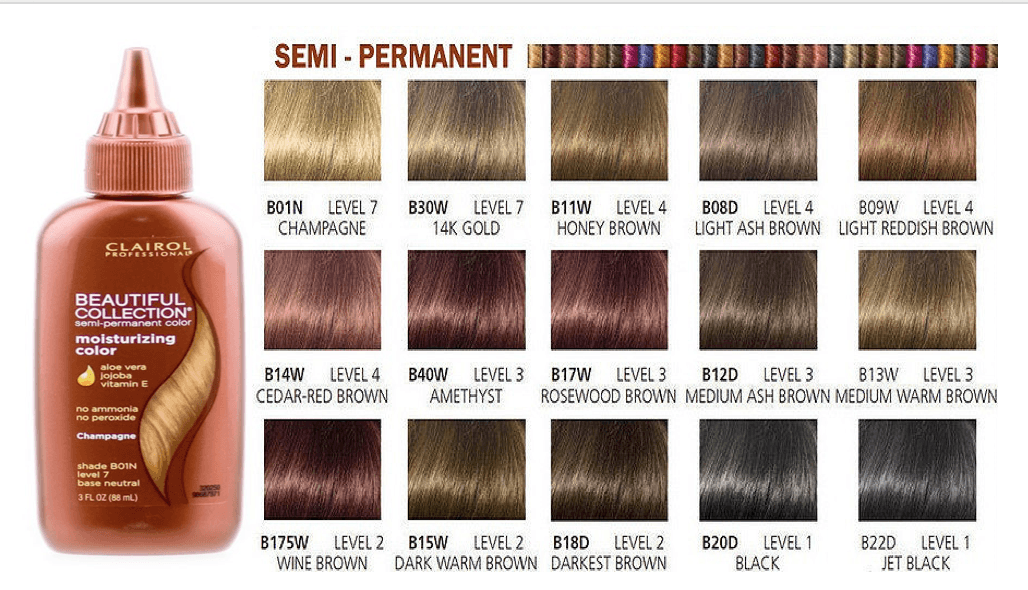 How To Apply Clairol Beautiful Collection Semi Permanent Hair Color