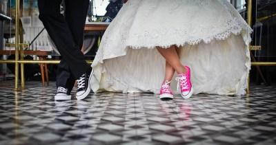 Stroje ślubne - obsługa imprez