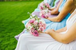 Wiązanki ślubne - obsługa imprez