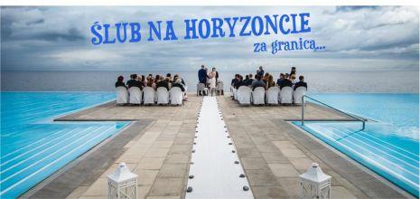 Ślub na horyzoncie - ślub za granicą