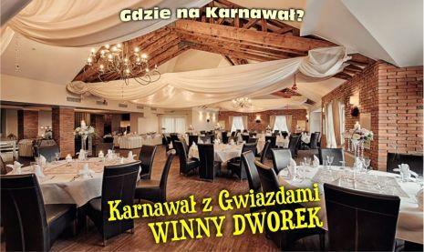 Bal karnawałowy 2020 - Winny Dworek