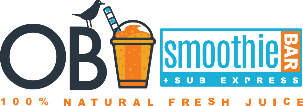 OB Smoothie Bar | Natural Smoothies | Wraps & Sandwiches