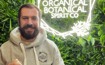 Ginspired entrepreneur launches organic botanicals business