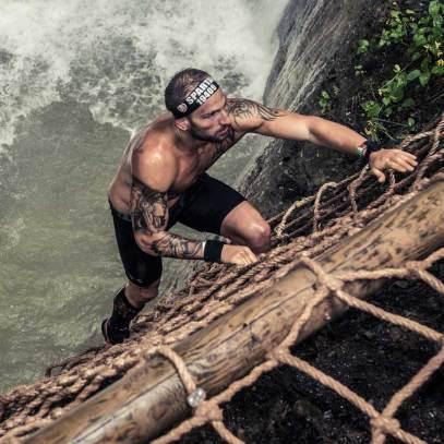 Les filets : Pour franchir des structures ou des éléments naturels, les filets de toutes les Spartan Race