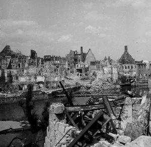 Berlin, Germany - August 1945