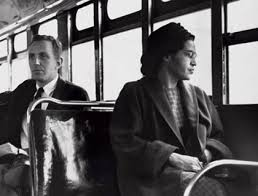 Rosa Parks: a hero of intolerance.