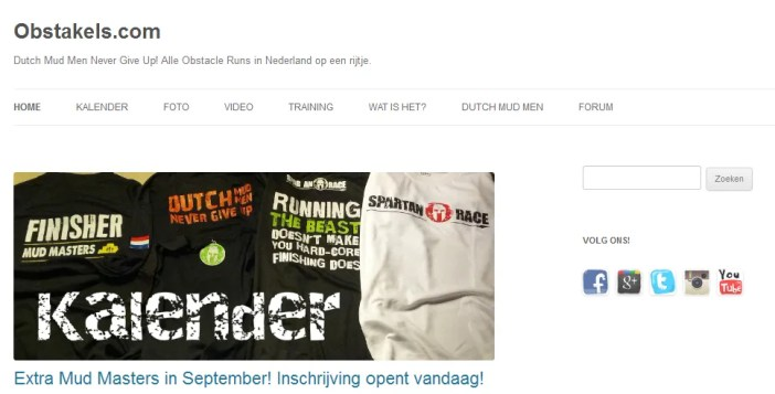 oude site