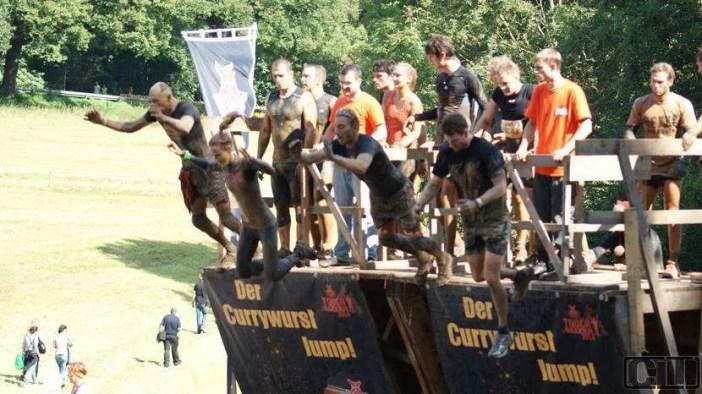 Tough mudder NRW