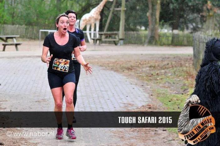 Tough Ten Miles - Tough Safari
