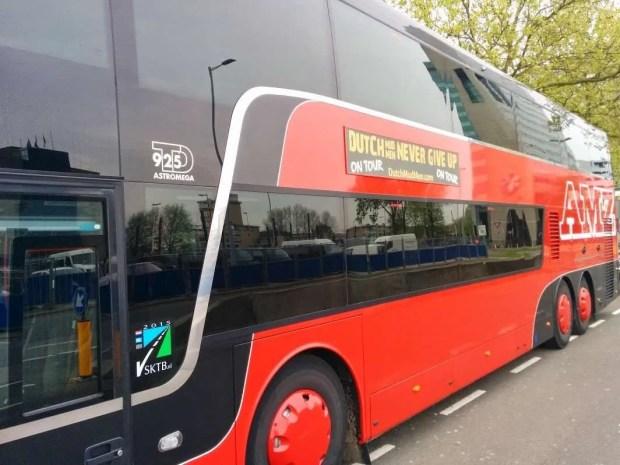 Dutch Mud Bus