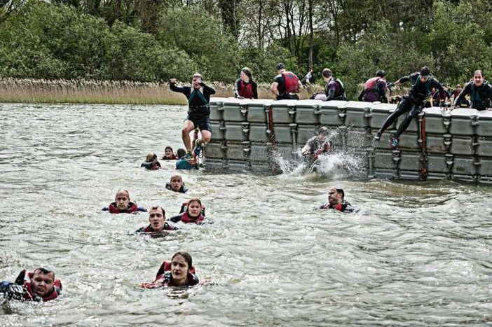 Water Wipeout Zone