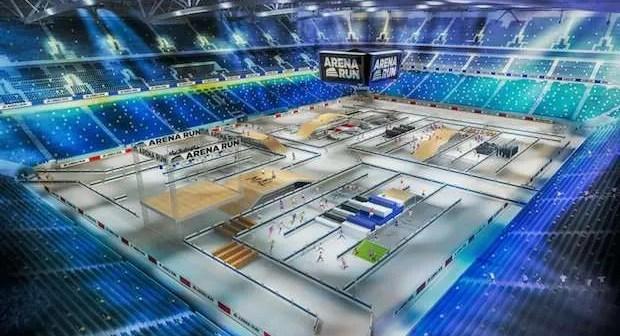Arena Run
