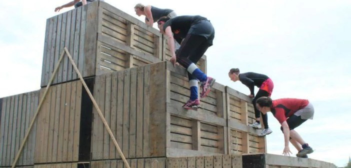 Obstacle Run Hollands Kroon