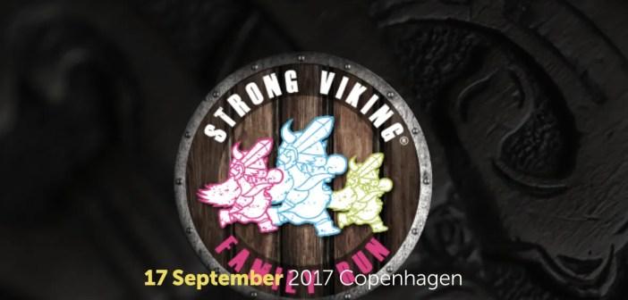 Strong Viking Family Edition Denemarken