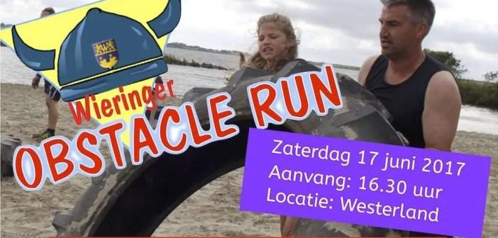 Wieringer Obstacle Run 2017