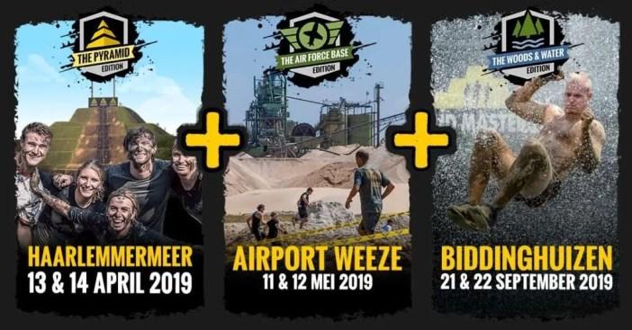 Mud Masters Ticketbundel