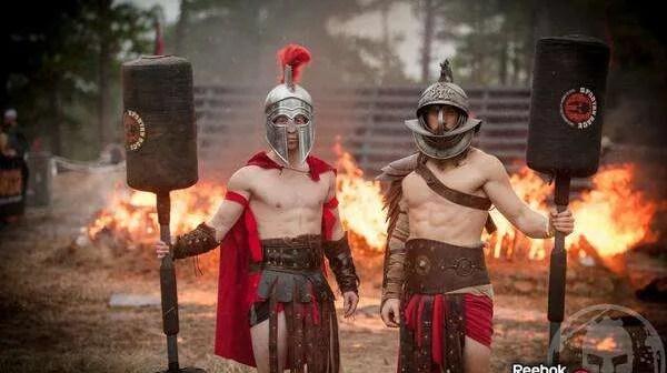 spartan race gladiators