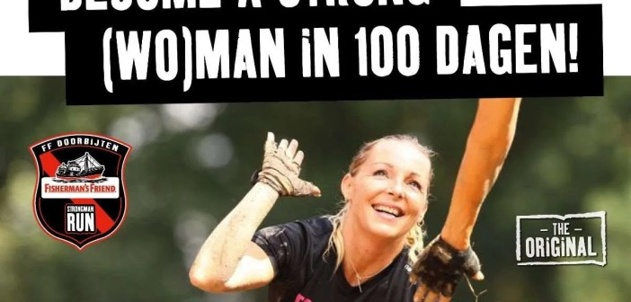 become a strongwoman