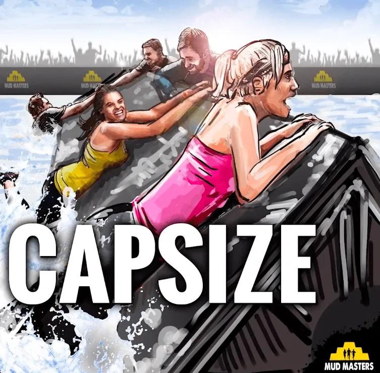 capsize mud masters