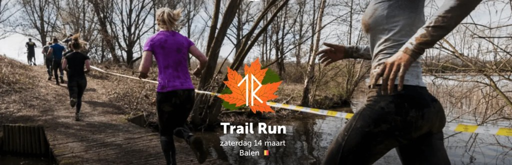 Strong Viking Trail Run Balen