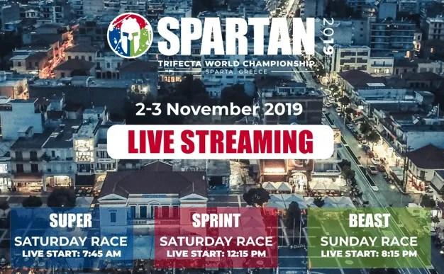 spartan trifecta nieuwsoverzicht