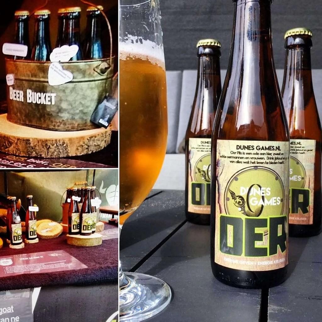 dunes games bier