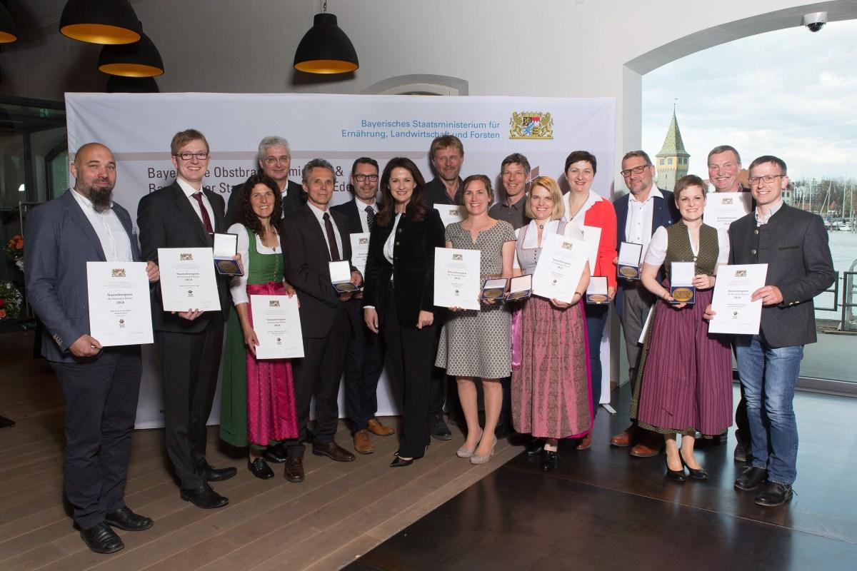 Staatsehrenpreisträger Edelbrenner 2018