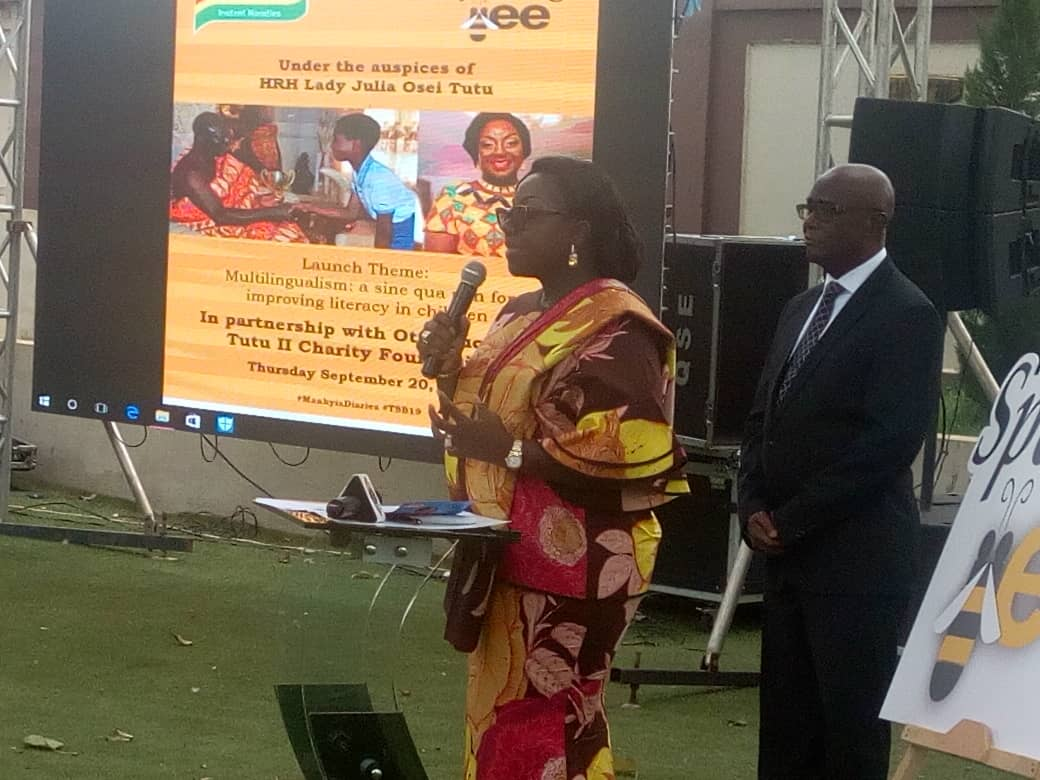 Develop children's minds through multilingualism – Lady Julia to parents