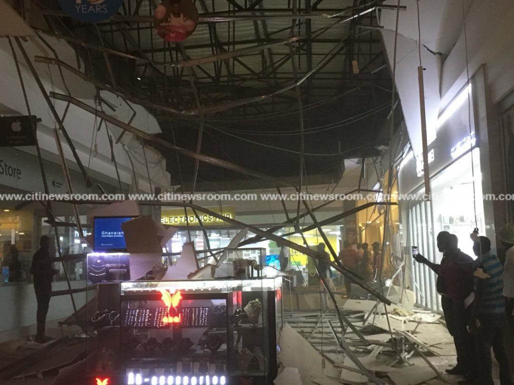 'Accra Mall structurally safe, closure is needless' – Manager
